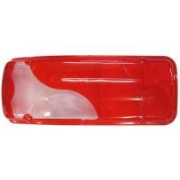 Rückleuchte - Ersatzglas links /Taillamp lens LH
