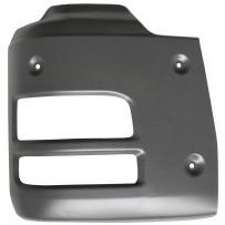 Stoßfängerecke Stahl, rechts / Bumper side steel, RH