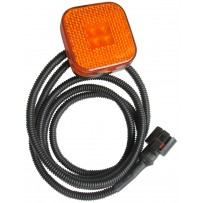 Seitenbegrenzungsleuchte LED mit 151 cm Kabel / Side marker lamp LED with 151 cm cable