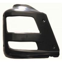 Stoßfängerecke Stahl rechts / Front bumper corner steel RH