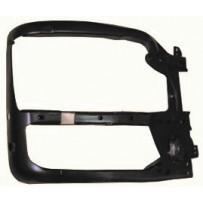 Scheinwerferrahmen Stahl rechts / Headlight case steel RH
