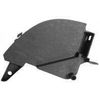 Stoßfängerabdeckung links/Bumper cap LH