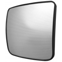 Spiegelglas Weitwinkelspiegel links beheizt/glass wide angle mirror heated LH
