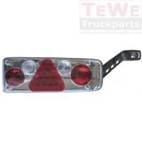 Rückleuchte inklusive Spurhalteleuchte ohne Leuchtmittel rechts / Taillamp including side marker lamp no bulbs RH