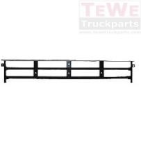 Stoßfängerauftritt  Stahl oben und unten / Front bumper step steel upper and lower