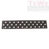 Stufenplatte Stoßfänger / Front bumper step plate