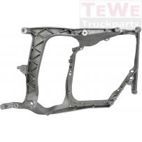 Scheinwerferkonsole Aluminium links / Headlight bracket aluminum LH