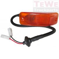 Seitenblinkerleuchte / Side turn signal lamp