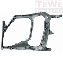 Scheinwerferkonsole links / Headlight bracket LH