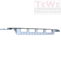Aluminiumkonsole Frontgrill unten links / Front grill bracket aluminum lower LH