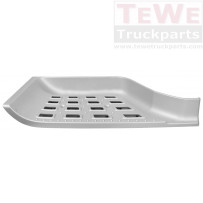 Stufenplatte Einstieg unten links / Step plate footstep lower RH