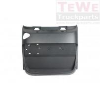 Kotflügel Hinterachse hinten inklusive Halterung für Konsole rechts / Mudguard rear axle rear including bracket RH