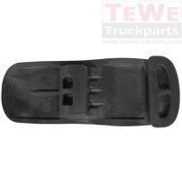 Kotflügel Gummispanner Hinterachse / Mudguard tensioner rear axle