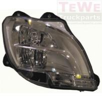 Hauptscheinwerfer LED rechts / Headlight LED RH