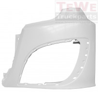Scheinwerferabdeckung links / Headlight cover LH