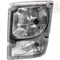 Hauptscheinwerfer manuell einstellbar links / Headlamp manually adjustable LH