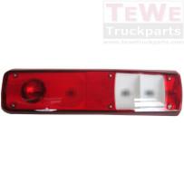 Rückleuchte ohne Rückfahrwarner ohne Leuchtmittel rechts / Tail lamp no buzzer no bulbs RH