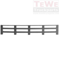 Abdeckung Frontgrill oben und unten / Front grill cover upper and lower
