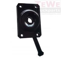Frontklappenverschluss / Front panel lock