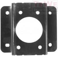 Frontklappenverriegelung Konsole  / Front panel lock bracket