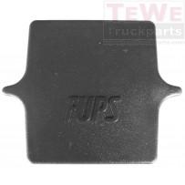 Abdeckung Stoßfänger ABS / Front bumper steel beams cover
