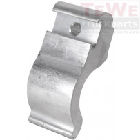 Kotflügel Spanngummihalter Hinterachse / Mudguard tensioner fixation rear axle