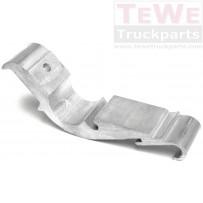 Kotflügel Spannkonsole Hinterachse / Mudguard tensioner bracket rear axle