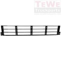 Stoßfänger Gittereinsatz Stahl / Front bumper mesh grille insert steel