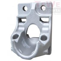 Konsole für Kotflügelhalterung Hinterachse / Bracket for mudguard bracket rear axle