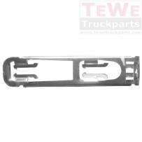 Kotflügelkonsole Stahl / Mudguard bracket strip steel