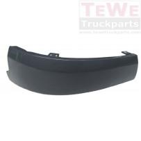Stoßfängerecke ABS glatt rechts / Front bumper corner ABS smooth RH