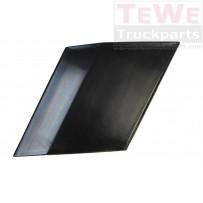 Abdeckung Scheinwerferrahmen links / Headlight frame cover LH