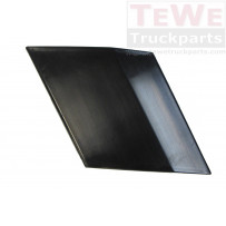 Abdeckung Scheinwerferrahmen rechts / Headlight frame cover RH