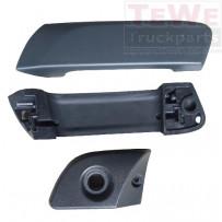 Türgriff außen 3-teilig links / Door handle outer 3 parts LH