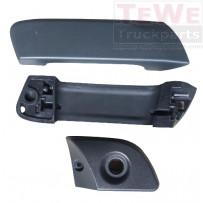Türgriff außen 3-teilig rechts / Door handle outer 3 parts RH
