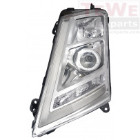 Hauptscheinwerfer Xenon Chrom links / Headlight xenon chrome LH