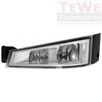 Nebelscheinwerfer mit Kurvenlicht links / Fog lamp with cure light LH