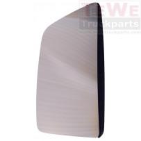 Ersatzglas Hauptspiegel beheizt links / Main mirror replacement glass heated LH