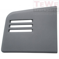 Abdeckung Frontgrill oben links / Front grill cover upper LH