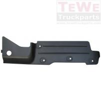 Blende Scheinwerfergehäuse rechts / Headlight panel rear cover RH