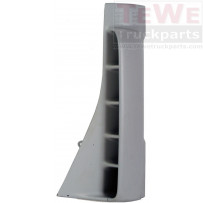 Windabweiser grundiert grau links / Air deflector primed grey LH