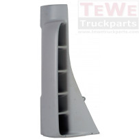 Windabweiser grundiert grau rechts / Air deflector primed grey RH