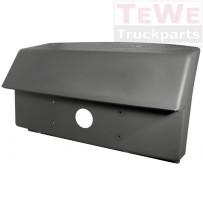 Kotflügelabdeckung Hinterachse hinten links / Mudguard cover rear axle rear LH