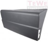 Kotflügelabdeckung Hinterachse vorne links / Mudguard cover rear axle front LH