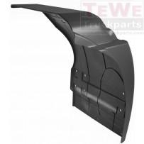 Kotflügel Vorderachse hinten links / Mudguard front axle rear LH