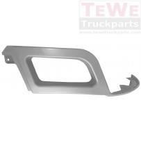 Abdeckung Einlass links / Cover inlet LH