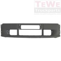 Stoßfänger 340 mm schwarz Mitte / Front bumper 340 mm schwarz center