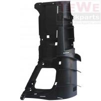 Windabweiser innen links / Air deflector inner LH