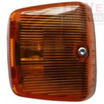 Blinkerleuchte gelb links / Turn signal lamp amber LH