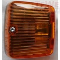 Blinkerleuchte gelb rechts / Turn signal lamp amber RH